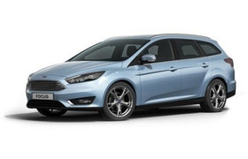Ford Focus Wagon Rental