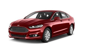 Ford Mondeo Rental