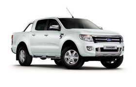 Ford Ranger Double Cab Rental