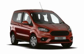 Ford Tourneo Courier rental