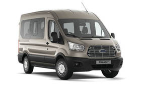 Ford Transit Jumbo 17+1 Rental