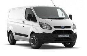 Ford Transit Custom Rental
