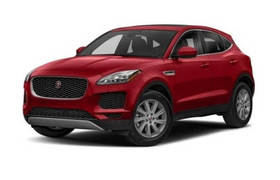 Jaguar E-Pace Rental