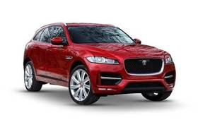 Jaguar F Pace Rental