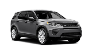 Discovery Sport Manual rental
