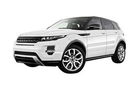Range Rover Evoque Rental