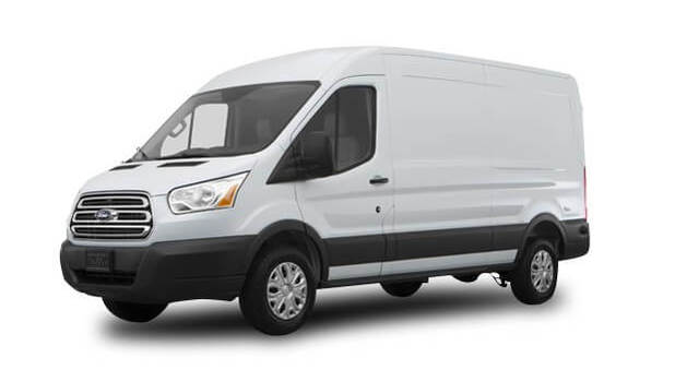 Ford Transit Rental